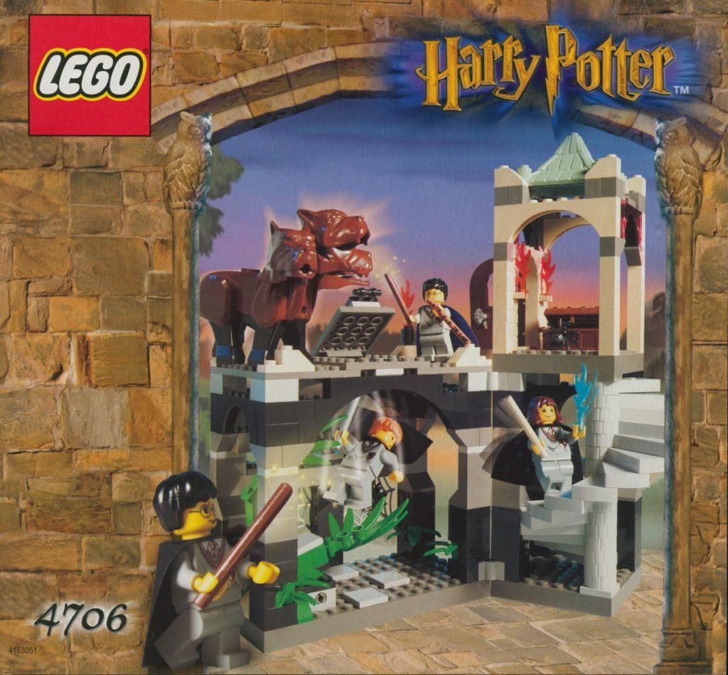 LEGO Harry Potter 4706 Forbidden Corridor