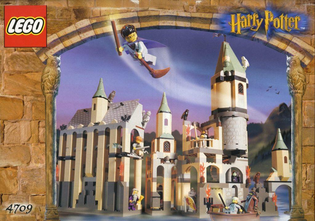 LEGO Harry Potter 4709 Hogwarts Castle