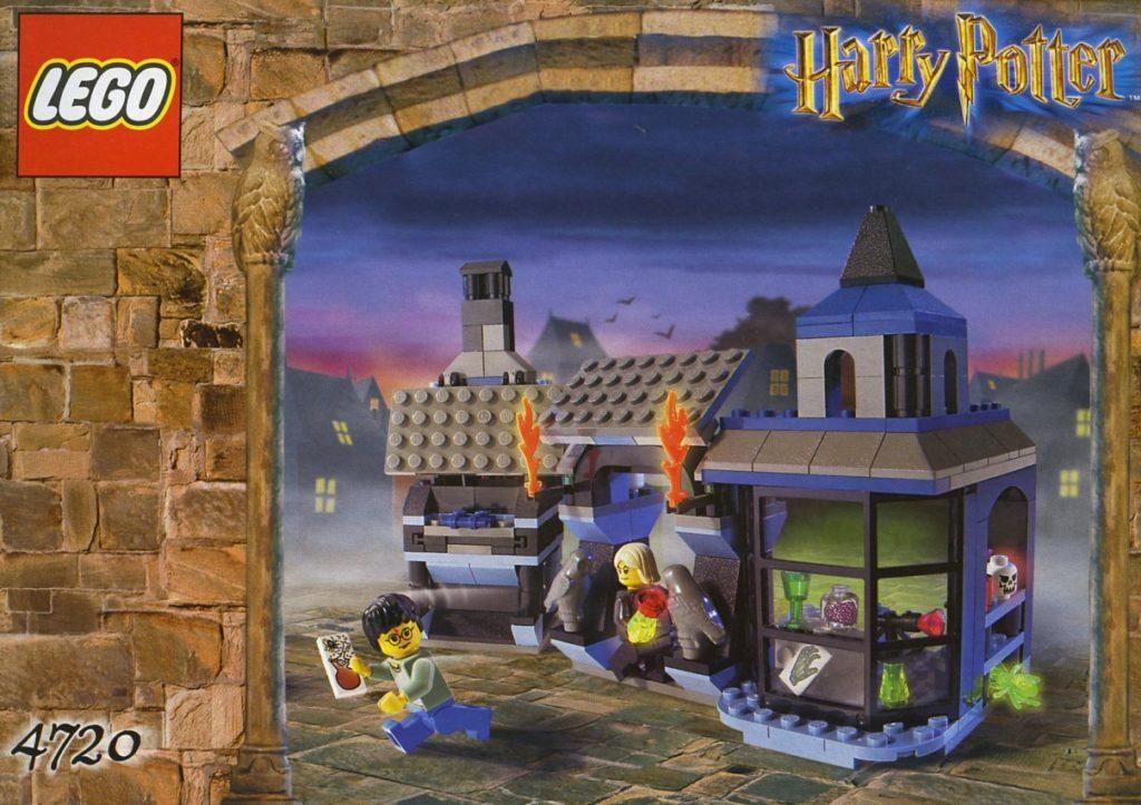 LEGO Harry Potter 4720 Knockturn Alley