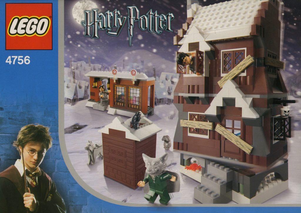 LEGO Harry Potter 4756 Shrieking Shack