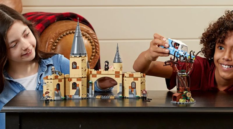 LEGO Harry Potter 75953 Hogwarts Whomping Willow featured