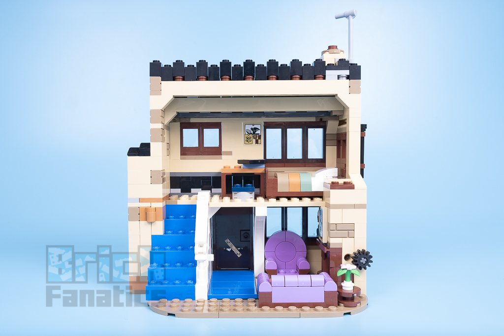 LEGO Harry Potter 75968 4 Privet Drive 11