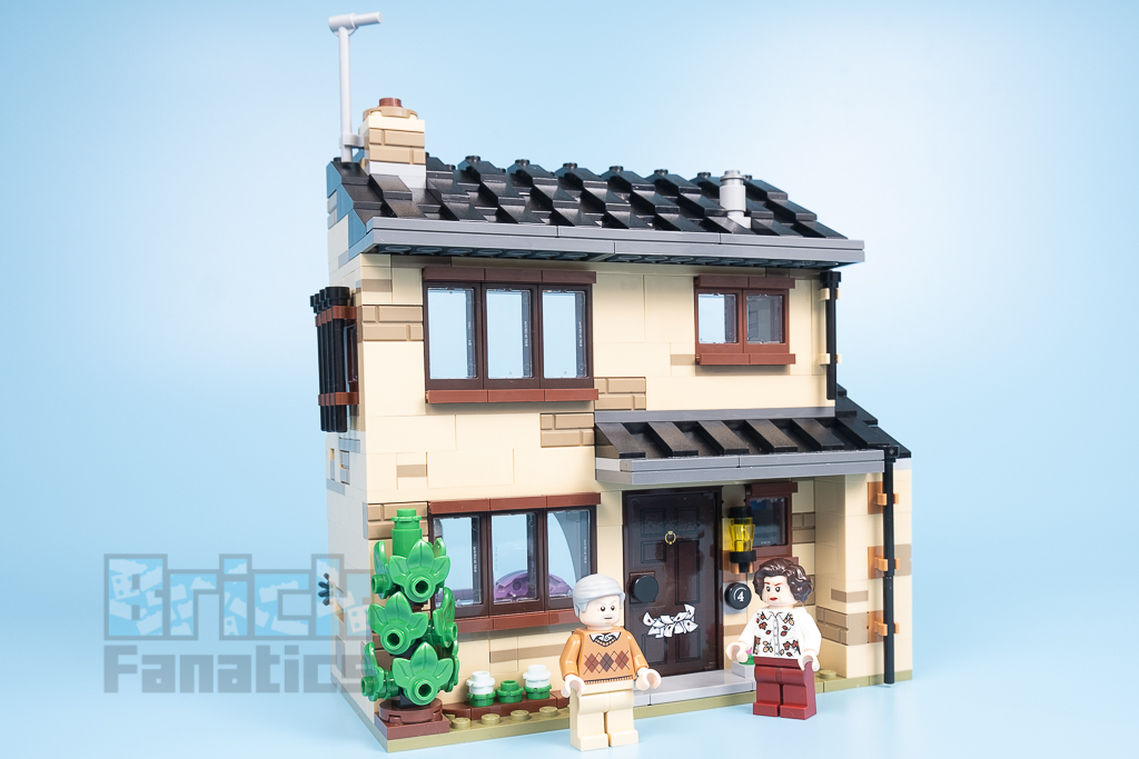 LEGO Harry Potter 75968 4 Privet Drive 13