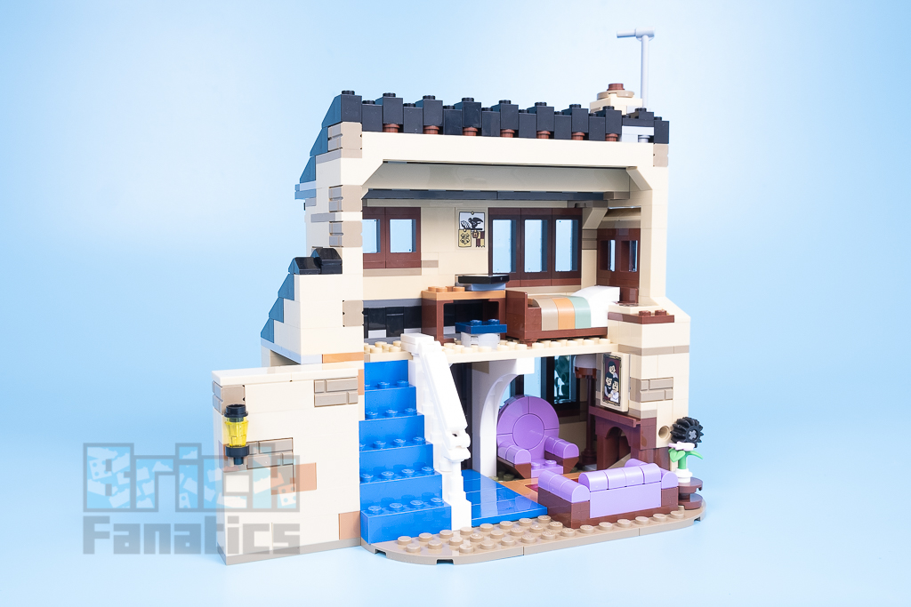 LEGO Harry Potter 75968 4 Privet Drive 17