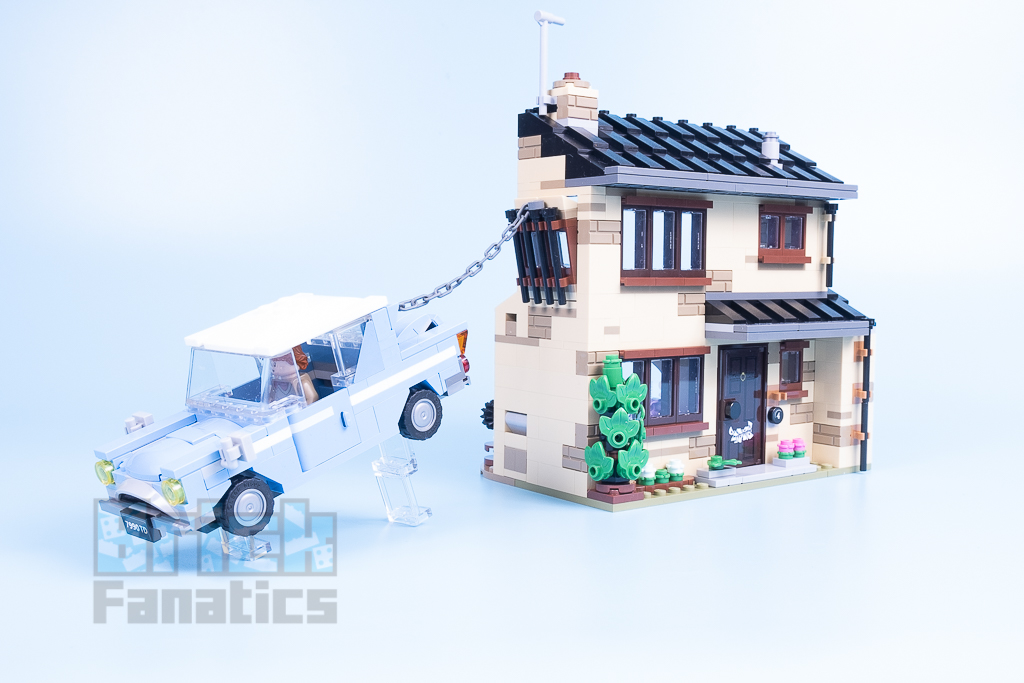 LEGO Harry Potter 75968 4 Privet Drive 28
