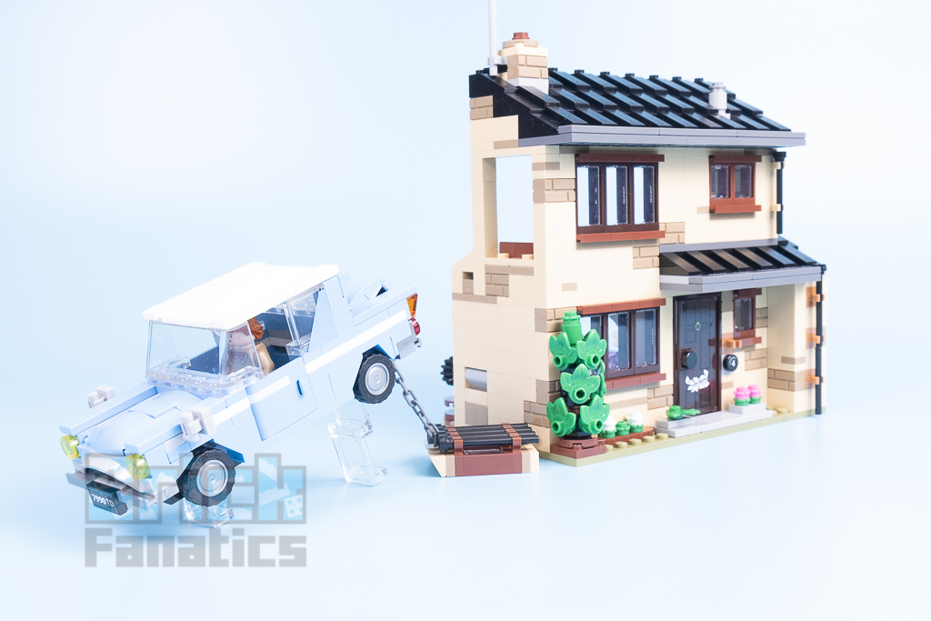 LEGO Harry Potter 75968 4 Privet Drive 29
