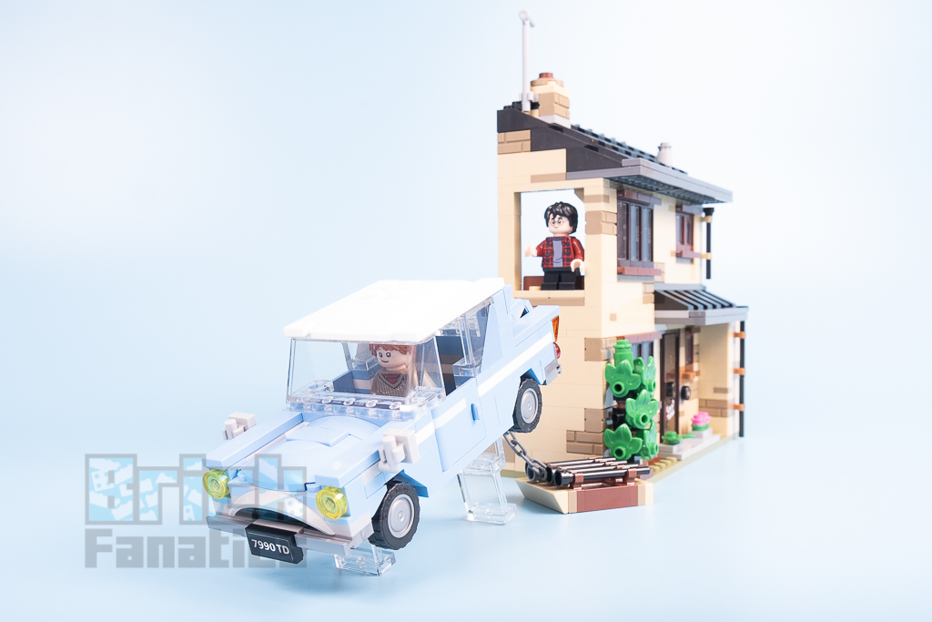 LEGO Harry Potter 75968 4 Privet Drive 30