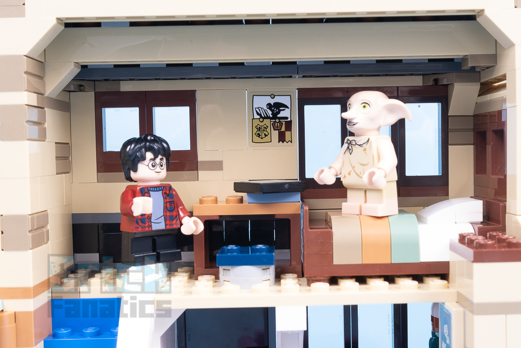 LEGO Harry Potter 75968 4 Privet Drive 32