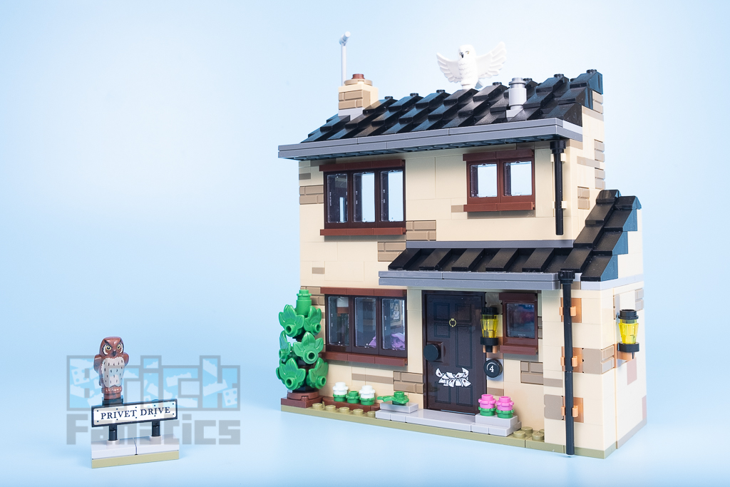 LEGO Harry Potter 75968 4 Privet Drive 7