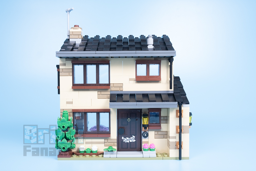 LEGO Harry Potter 75968 4 Privet Drive 8