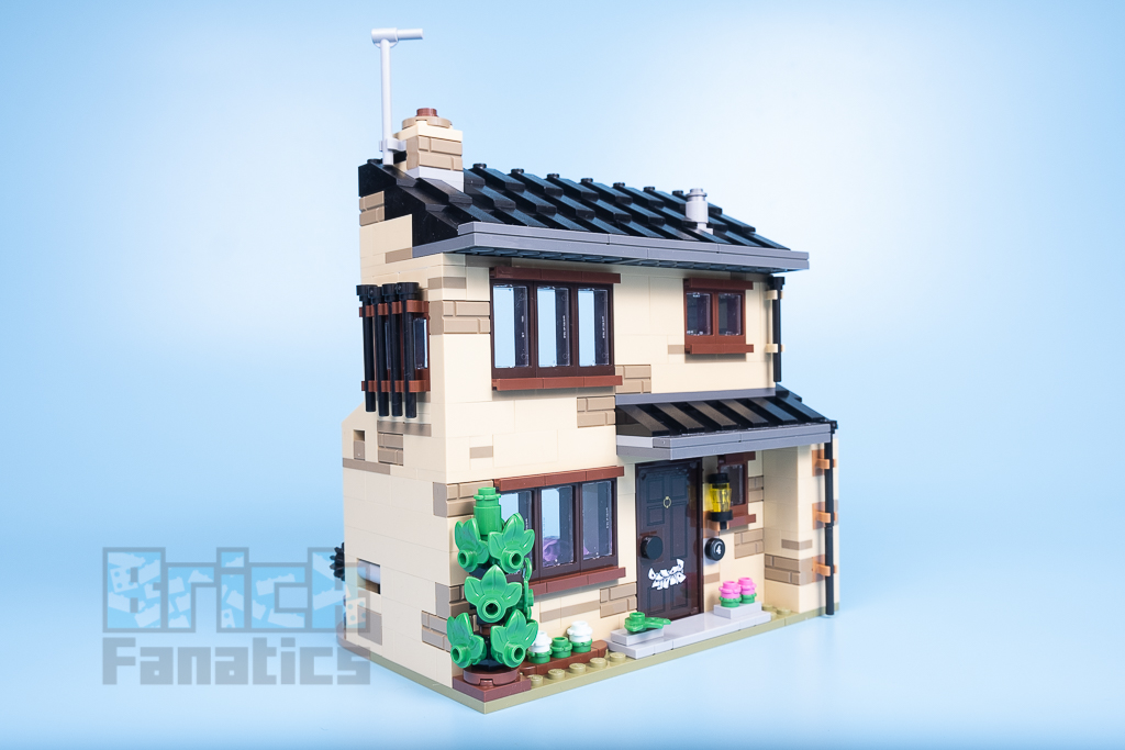 LEGO Harry Potter 75968 4 Privet Drive 9