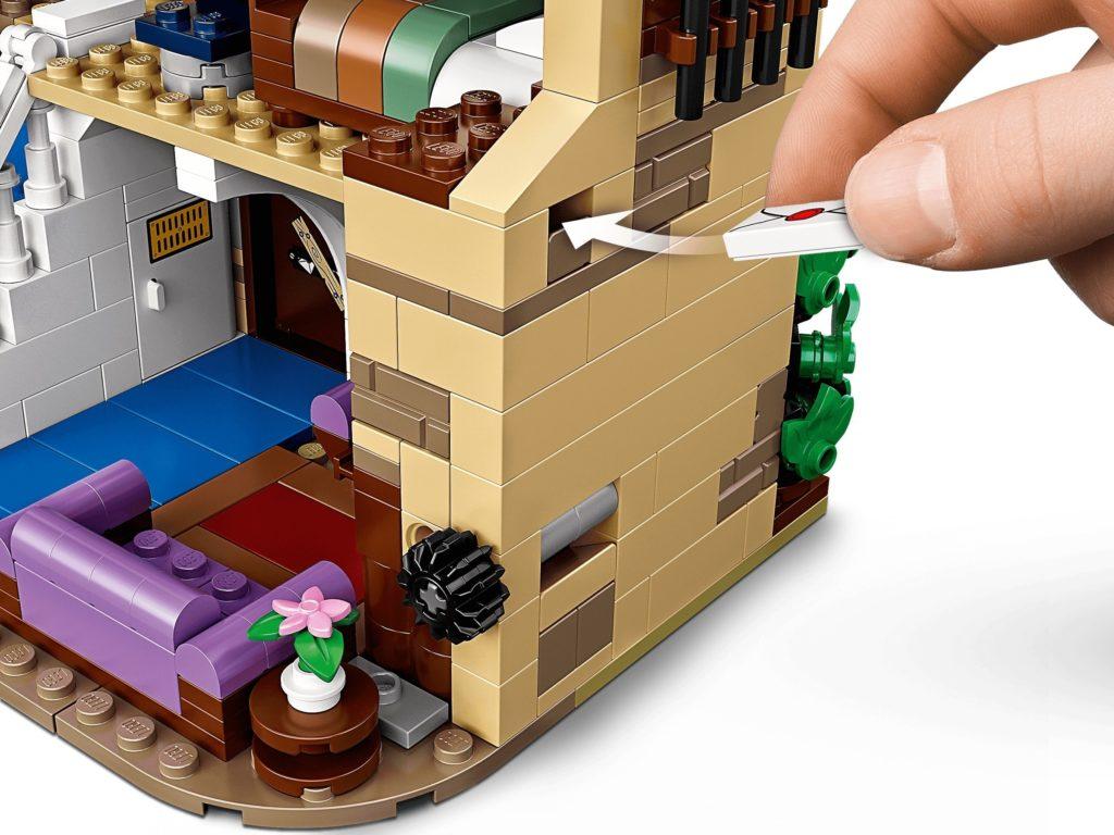 LEGO Harry Potter 75968 4 Privet Drive Chimney Mechanism