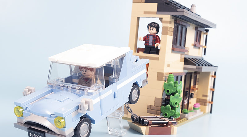 LEGO Harry Potter 75968 4 Privet Drive Featured 800x445