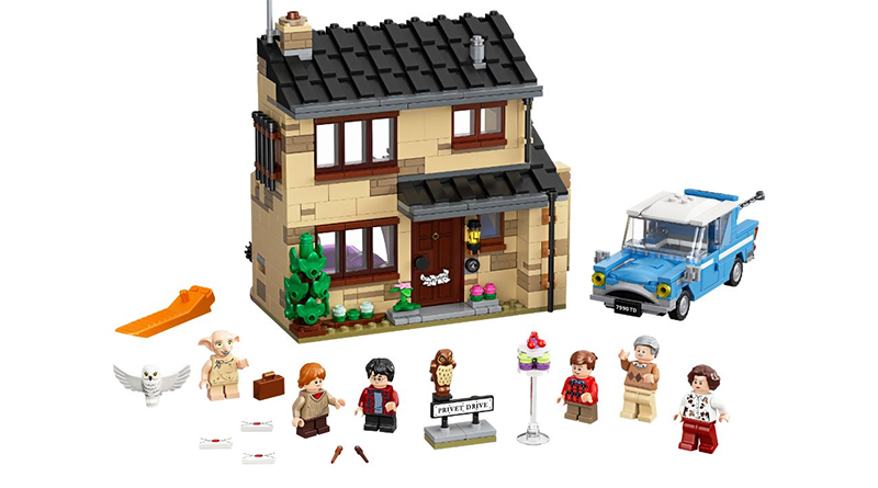 LEGO Harry Potter 759684 Privet Drive