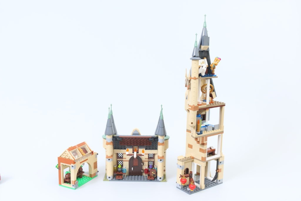 LEGO Harry Potter 75969 Hogwarts Astronomy Tower Review 15