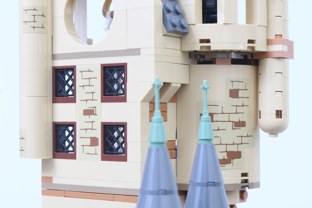 LEGO Harry Potter 75969 Hogwarts Astronomy Tower Review 18