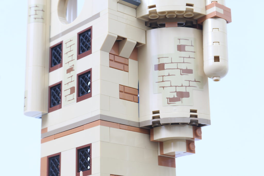 LEGO Harry Potter 75969 Hogwarts Astronomy Tower Review 19