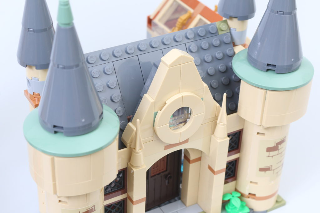 LEGO Harry Potter 75969 Hogwarts Astronomy Tower Review 20