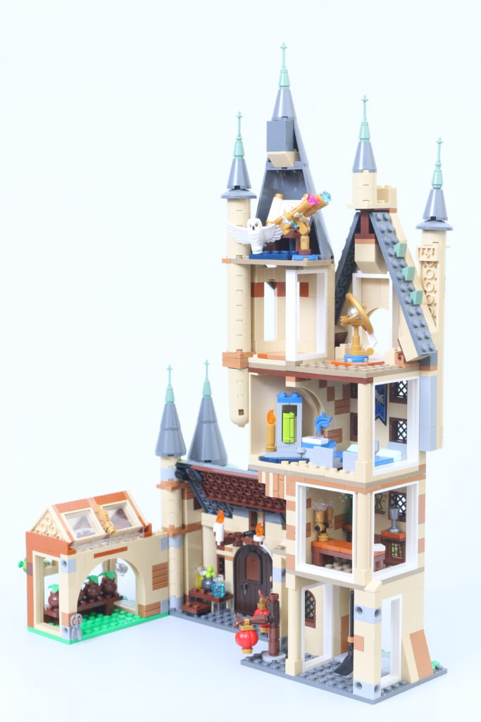 LEGO Harry Potter 75969 Hogwarts Astronomy Tower Review 7