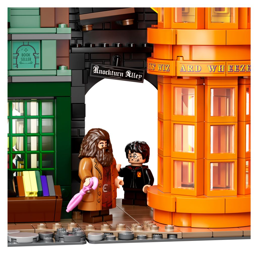 LEGO Harry Potter 75978 Diagon Alley 35