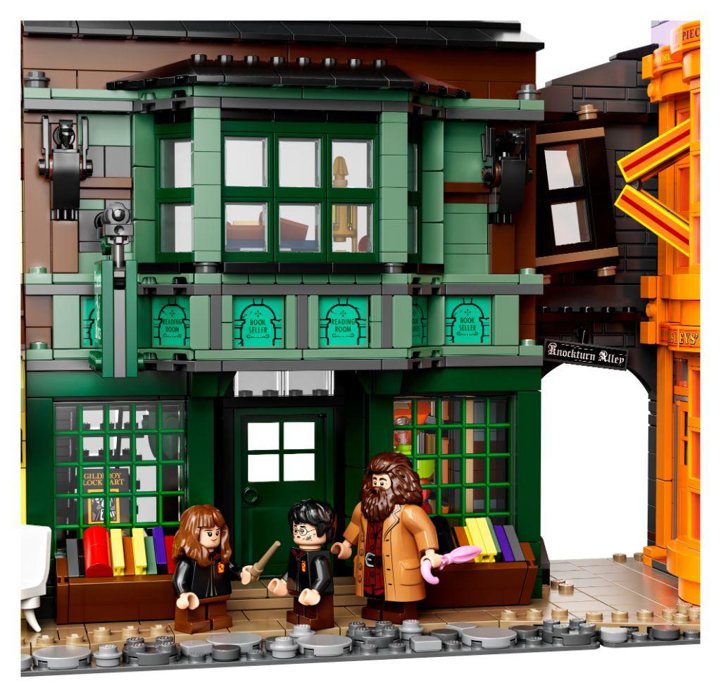 LEGO Harry Potter 75978 Diagon Alley 36