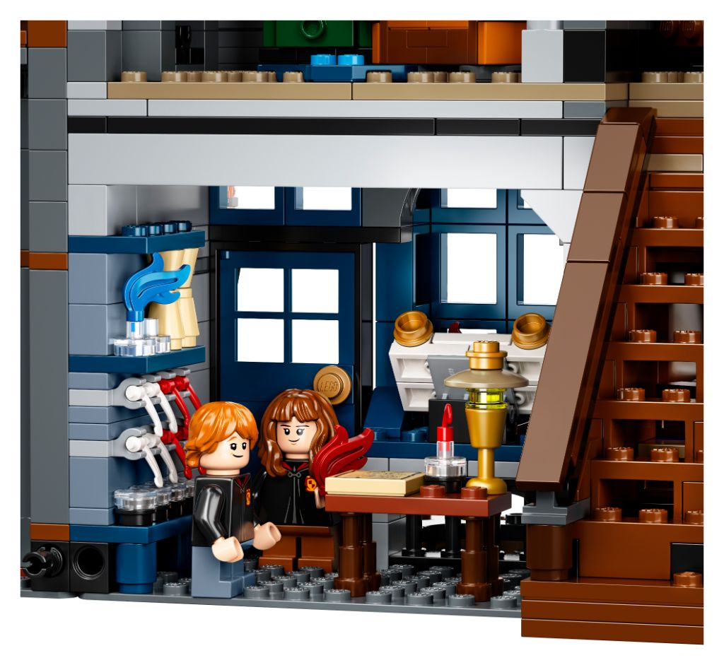 LEGO Harry Potter 75978 Diagon Alley 38