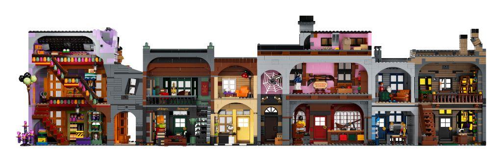 LEGO Harry Potter 75978 Diagon Alley 39
