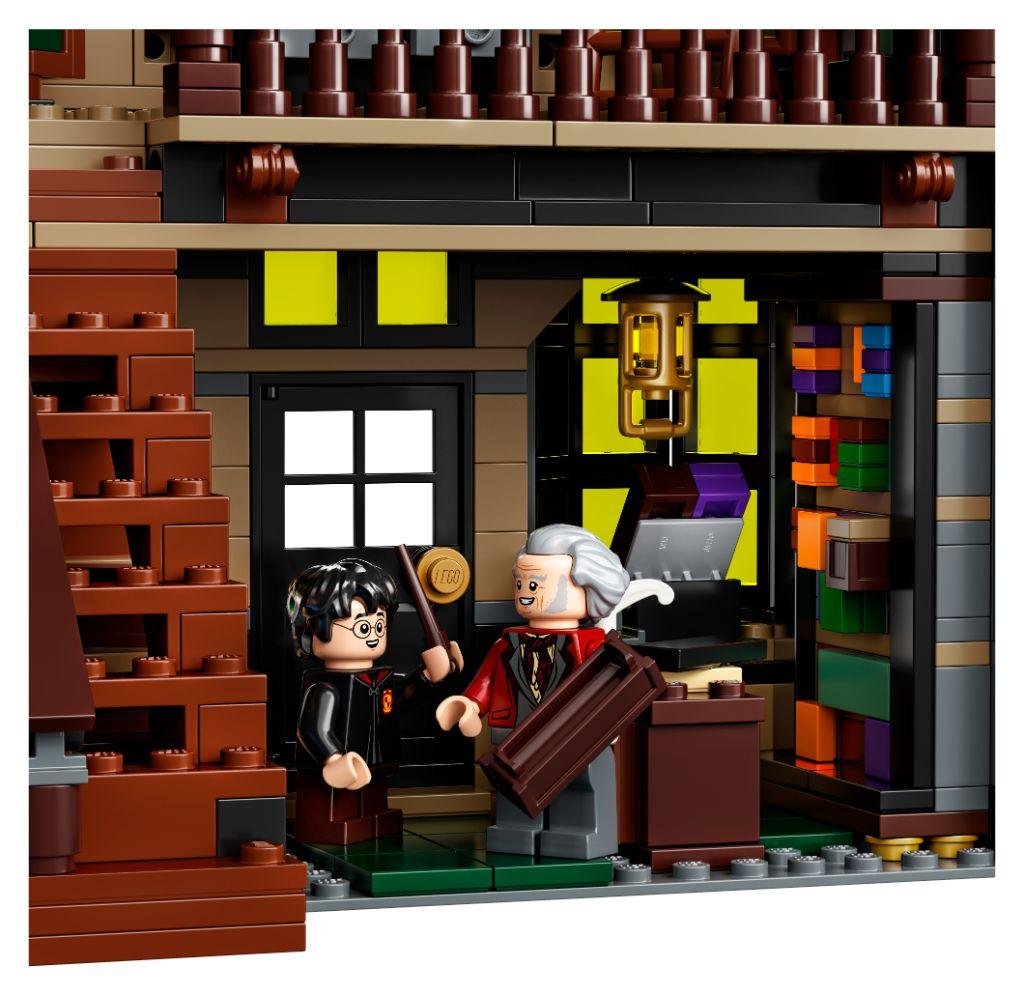 LEGO Harry Potter 75978 Diagon Alley 40