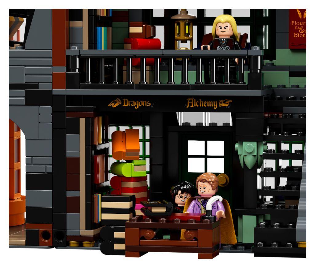 LEGO Harry Potter 75978 Diagon Alley 42
