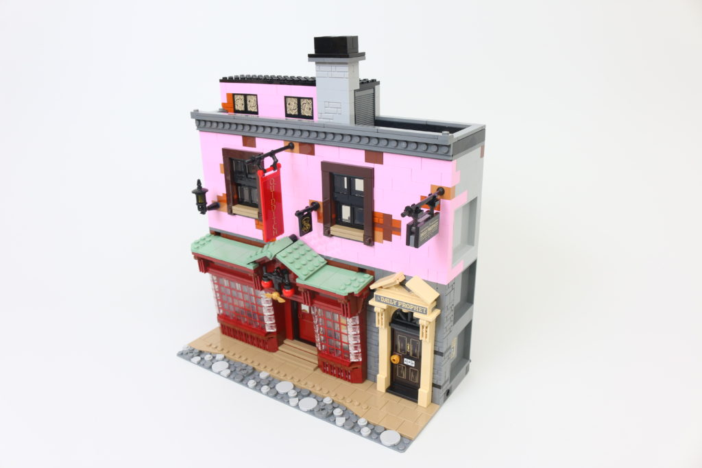 LEGO Harry Potter 75978 Diagon Alley Review 17