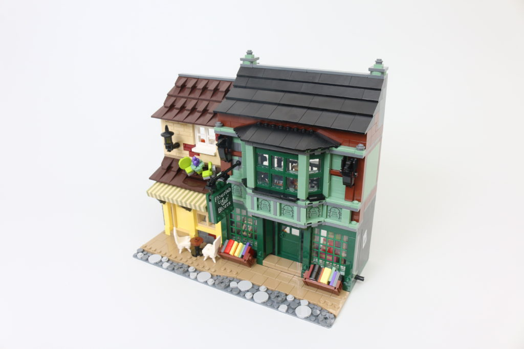 LEGO Harry Potter 75978 Diagon Alley Review 19