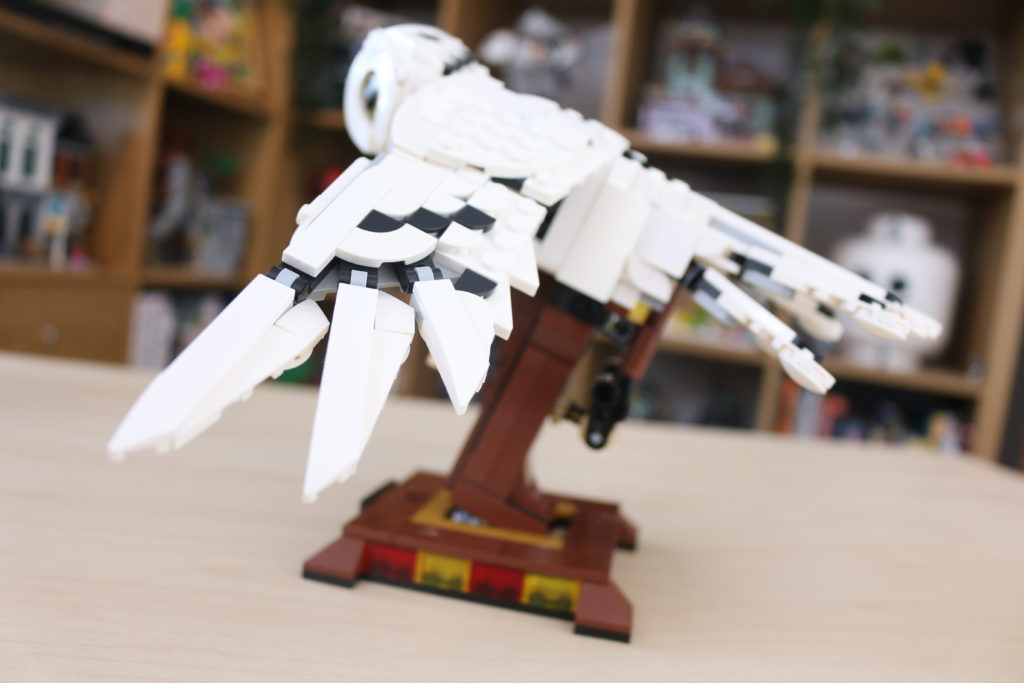 LEGO Harry Potter 75979 Hedwig Review 1