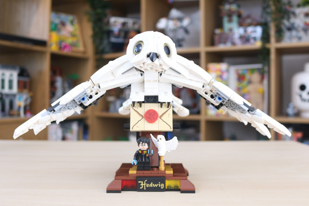 LEGO Harry Potter 75979 Hedwig Review 11
