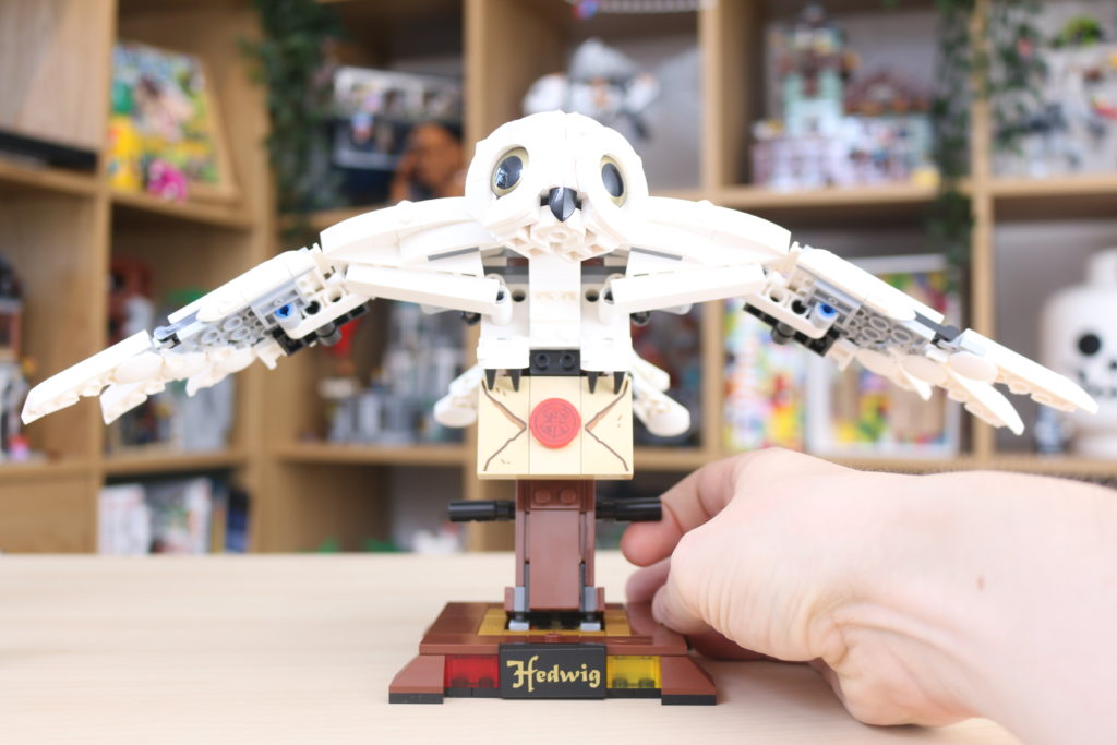 LEGO Harry Potter 75979 Hedwig Review 13