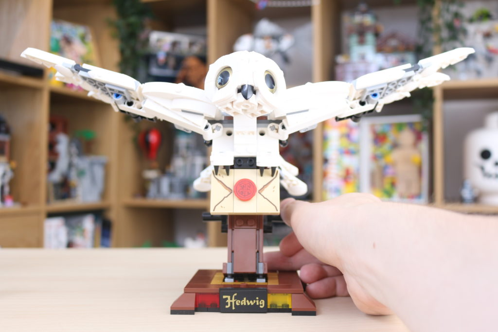 LEGO Harry Potter 75979 Hedwig Review 15