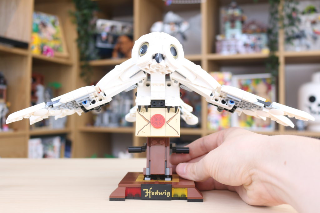 LEGO Harry Potter 75979 Hedwig Review 17