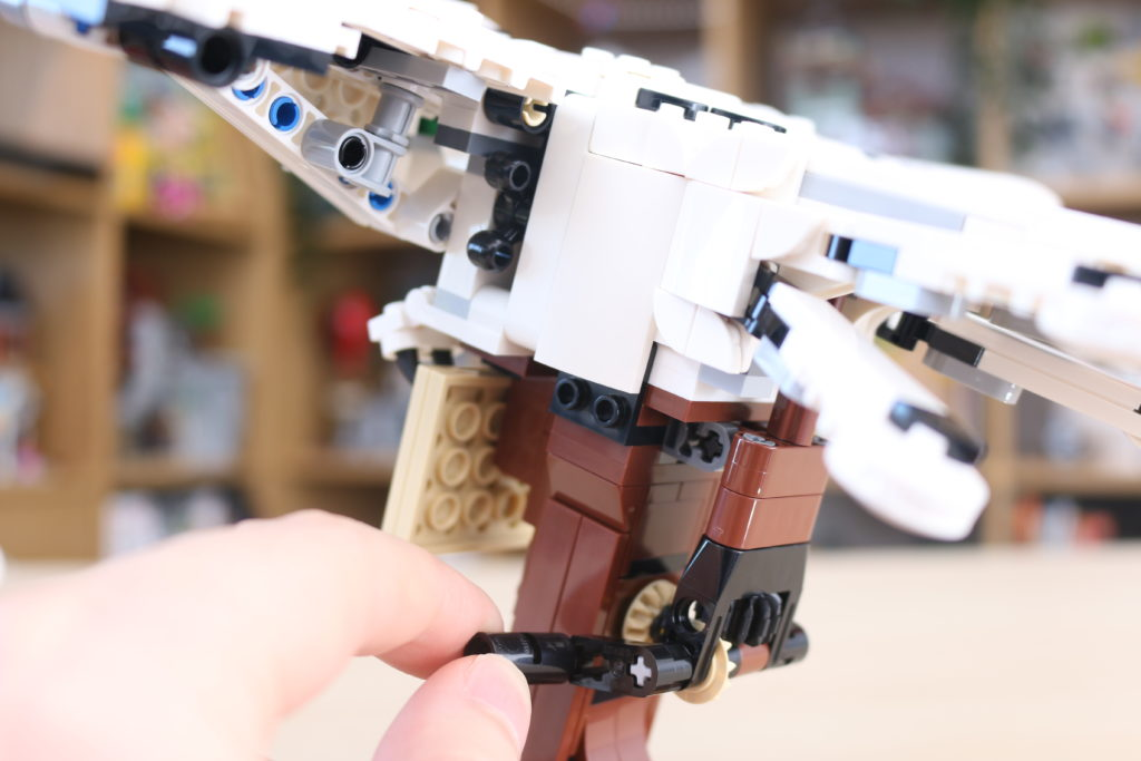 LEGO Harry Potter 75979 Hedwig Review 20