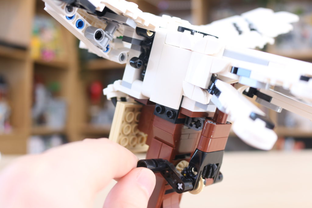 LEGO Harry Potter 75979 Hedwig Review 21