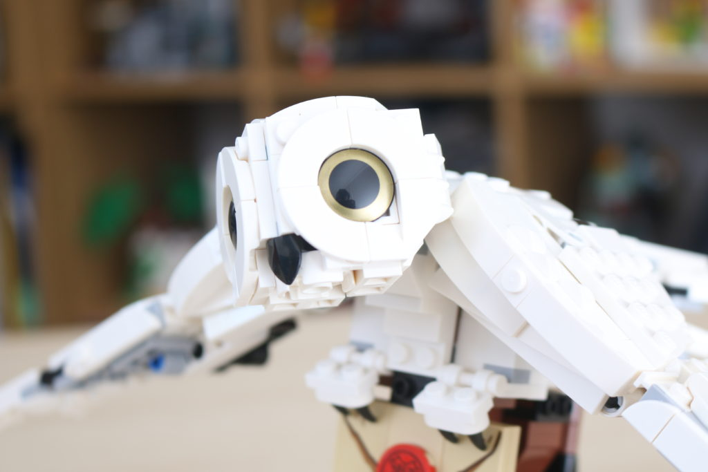 LEGO Harry Potter 75979 Hedwig Review 22