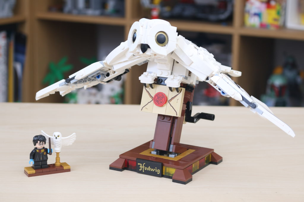 LEGO Harry Potter 75979 Hedwig Review 26