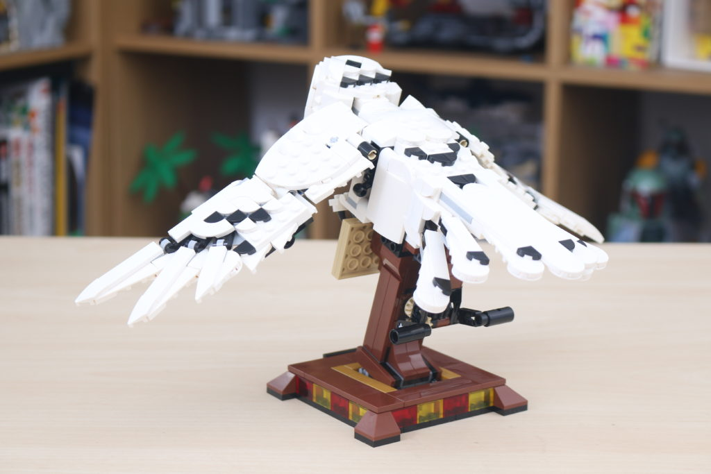 LEGO Harry Potter 75979 Hedwig Review 32
