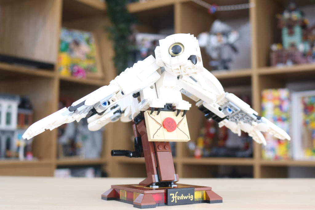 LEGO Harry Potter 75979 Hedwig Review 34