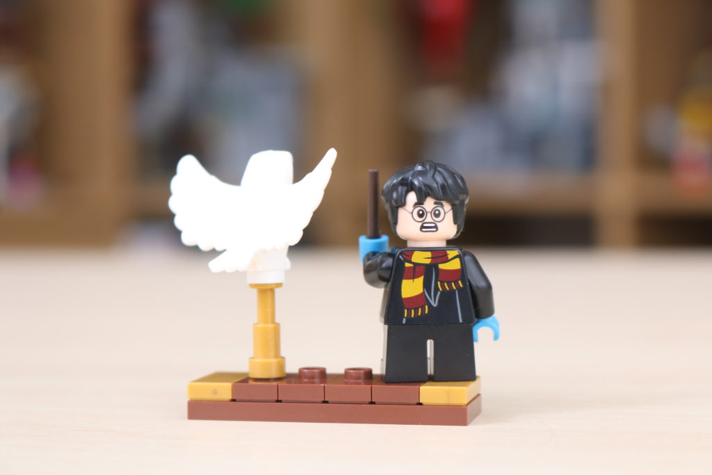 LEGO Harry Potter 75979 Hedwig Review 37