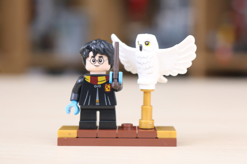 LEGO Harry Potter 75979 Hedwig Review 38