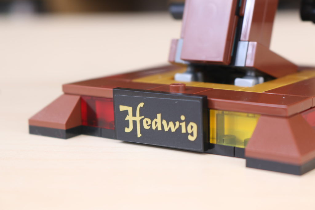 LEGO Harry Potter 75979 Hedwig Review 39