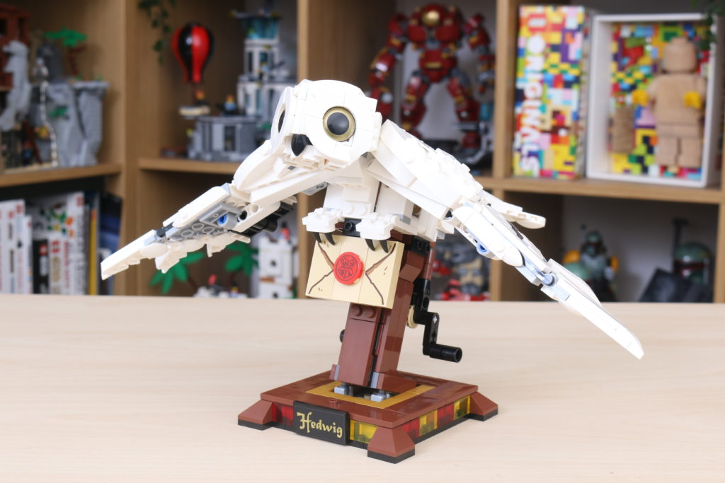 LEGO Harry Potter 75979 Hedwig review 44