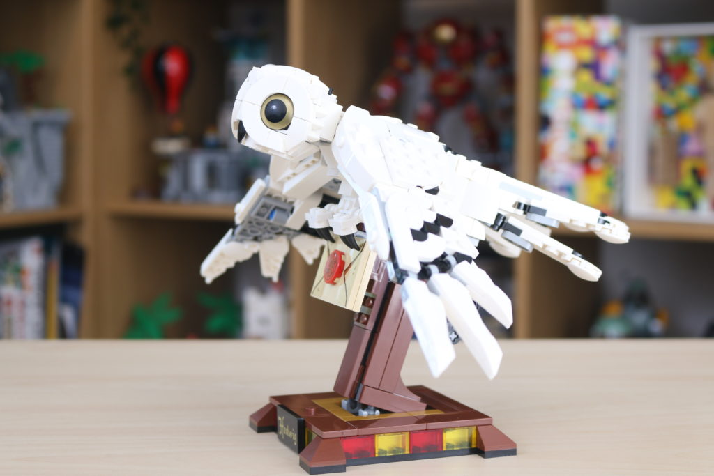 LEGO Harry Potter 75979 Hedwig Review 5