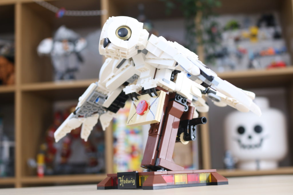LEGO Harry Potter 75979 Hedwig Review 6