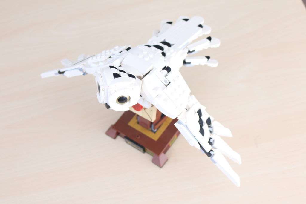 LEGO Harry Potter 75979 Hedwig Review 8