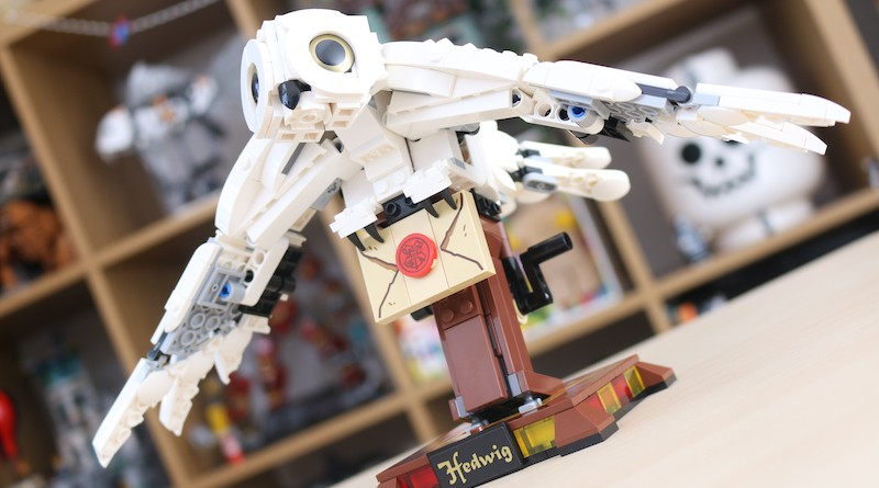 LEGO Harry Potter 75979 Hedwig review title 3